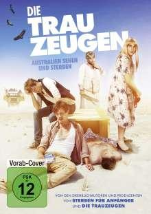 Die Trauzeugen - Australien sehen und sterben, DVD