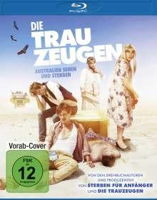 Die Trauzeugen - Australien sehen und sterben (Blu-ray), Blu-ray Disc