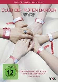 Club der roten Bänder (Komplette Serie), 9 DVDs