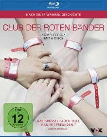 Club der roten Bänder (Komplette Serie) (Blu-ray), 6 Blu-ray Discs