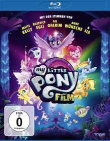 My little Pony - Der Film (Blu-ray), Blu-ray Disc