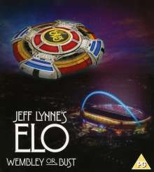 Jeff Lynne's ELO: Wembley Or Bust, 2 CDs