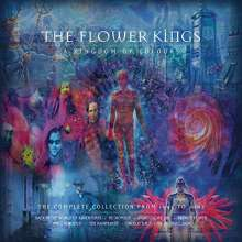 The Flower Kings: A Kingdom Of Colours (1995 - 2002) (Limited-Edition), 10 CDs