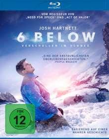 6 Below - Verschollen im Schnee (Blu-ray), Blu-ray Disc