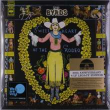 The Byrds: Sweetheart Of.., 4 LPs