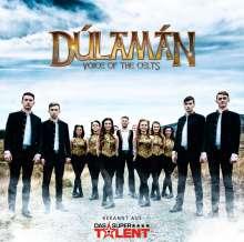 Dulaman: Voice of the Celts, CD