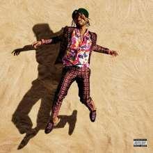 Miguel: War & Leisure (Explicit), CD