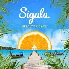 Sigala: Brighter Days, CD