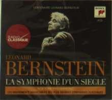 Leonard Bernstein - La Symphonie d'un Siecle, 4 CDs