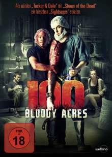 100 Bloody Acres, DVD