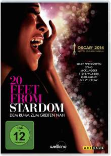 20 Feet from Stardom, DVD