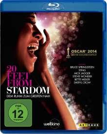 20 Feet from Stardom (Blu-ray), Blu-ray Disc