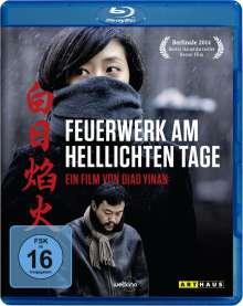 Feuerwerk am hellichten Tage (Blu-ray), Blu-ray Disc