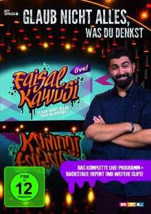Faisal Kawusi: Glaub nicht alles, was du denkst, DVD