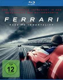 Ferrari: Race to Immortality (OmU) (Blu-ray), Blu-ray Disc