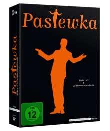 Pastewka Staffel 1-7, 19 DVDs
