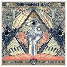 Orphaned Land: Unsung Prophets & Dead Messiahs, CD