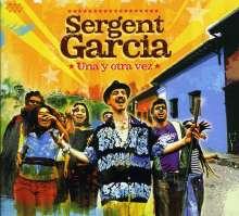 Sergent Garcia: Una Y Otra Vez, CD