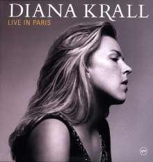 Diana Krall (geb. 1964): Live In Paris 2001 (180g), 2 LPs
