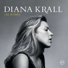 Diana Krall (geb. 1964): Live In Paris 2001 (180g) (45 RPM) (Limited-Numbered-Edition), 2 LPs