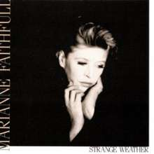 Marianne Faithfull: Strange Weather (180g) (Limited-Numbered-Edition) (45 RPM), 2 LPs