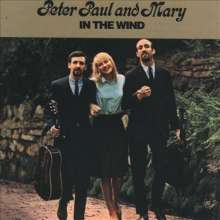 Peter, Paul & Mary: In The Wind (180g) (Limited Numbered Edition) (45 RPM), 2 LPs