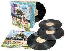 Beck: Odelay (180g) (Limited Edition), 4 LPs