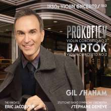 Gil Shaham - 1930s Violin Concertos Vol.2, CD