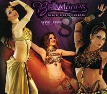 Bellydance Superstars Vol. 8, CD