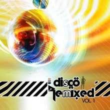 Disco Remixed Vol. 1, CD