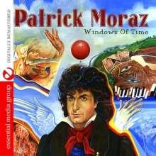 Patrick Moraz: Windows Of Time, CD