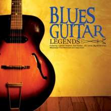 Blues Guitar Legends, CD