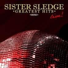 Sister Sledge: Greatest Hits - Live, CD