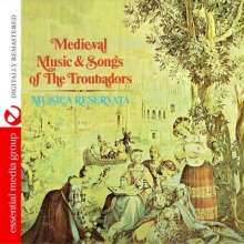 Musica Reservata: Medieval Music And Songs Of The Troubadors, CD