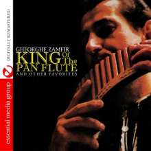 Gheorghe Zamfir (geb. 1941): King Of The Pan Flute And Other Favorites, CD