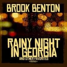 Brook Benton: Rainy Night In Georgia & Other Favorites, CD