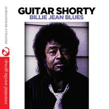 Guitar Shorty (David Kearney): Billie Jean Blues, CD