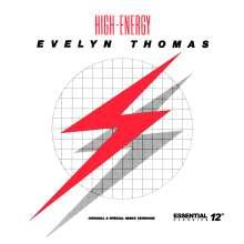 Evelyn Thomas: High Energy, Maxi-CD