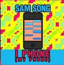 Sam Song: I Phone, CD