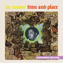 Lee Moses: Time And Place (Expanded-Edition), CD