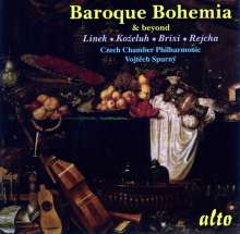 Baroque Bohemia & Beyond, CD