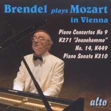 Wolfgang Amadeus Mozart (1756-1791): Klavierkonzerte Nr.9 & 14, CD