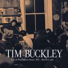 Tim Buckley: Live At The Folklore Center, NYC - 6.3.1967, CD