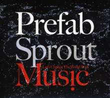 Prefab Sprout: Let's Change The World With Music, CD