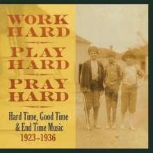 Work Hard, Play Hard, Pray Hard: 1923 - 1936, 3 CDs