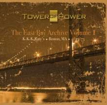 Tower Of Power: The East Bay Archive Vol. 1 (Live 23.4.1973), 2 CDs
