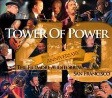 Tower Of Power: 40th Anniversary (CD + DVD), 2 CDs