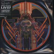 Clutch: Earth Rocker - Live! (Limited Edition) (Picture Disc), 2 LPs