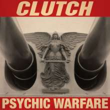 Clutch: Psychic Warfare, CD