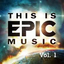 This Is Epic Music Vol.1, CD